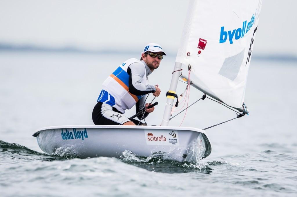 Dutch delight as Van Schaardenburg makes impressive start to Sailing World Cup in Miami