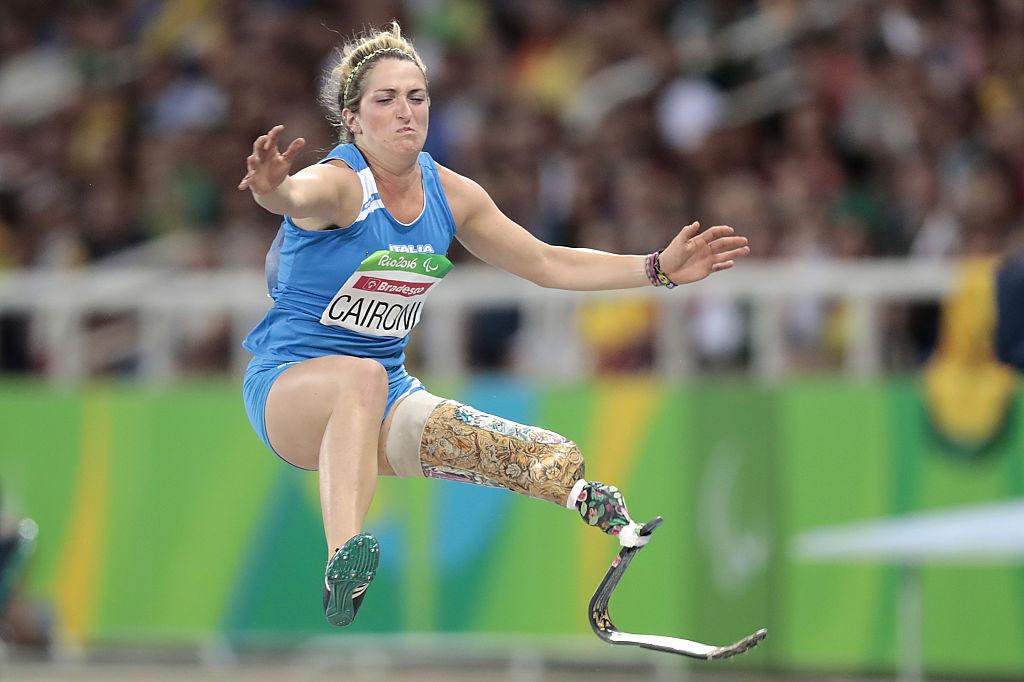 World records for Jong and Caironi at European Para Athletics Championships