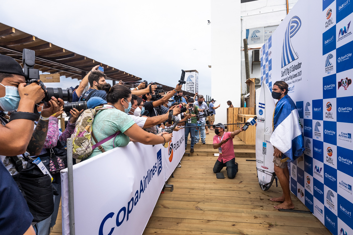 World Surfing Games: Day five report