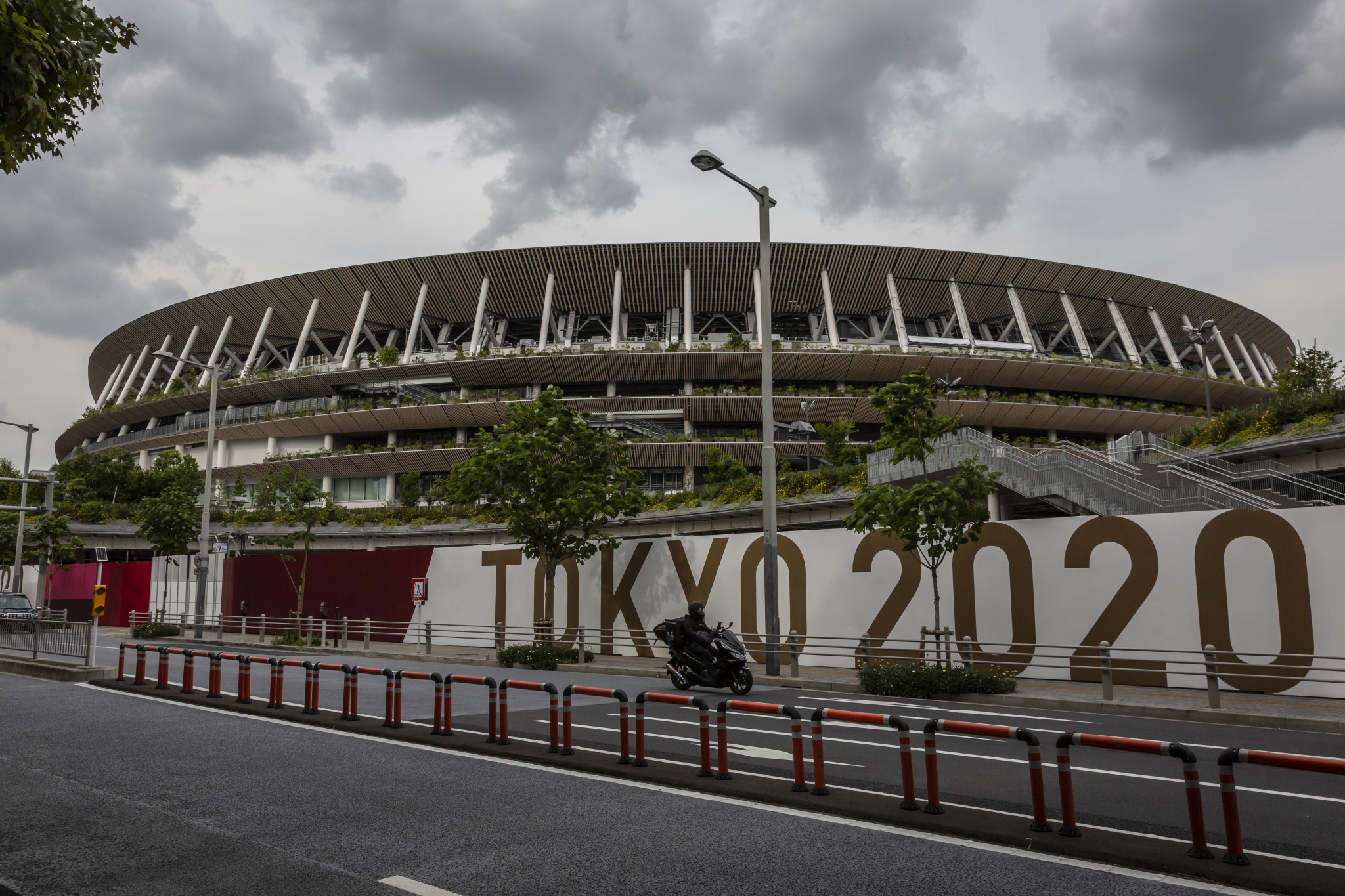 Those attending the Games will have to plan in advance where they are to go for the first 14 days of their stay ©Getty Images