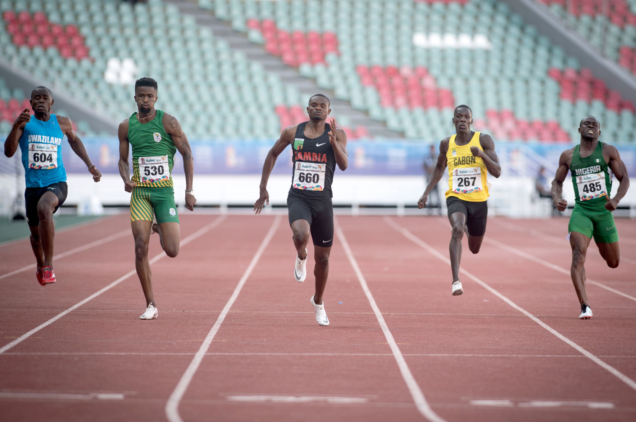 Nigeria is reported to have withdrawn its late offer to host this year's African Athletics Championships ©Getty Images