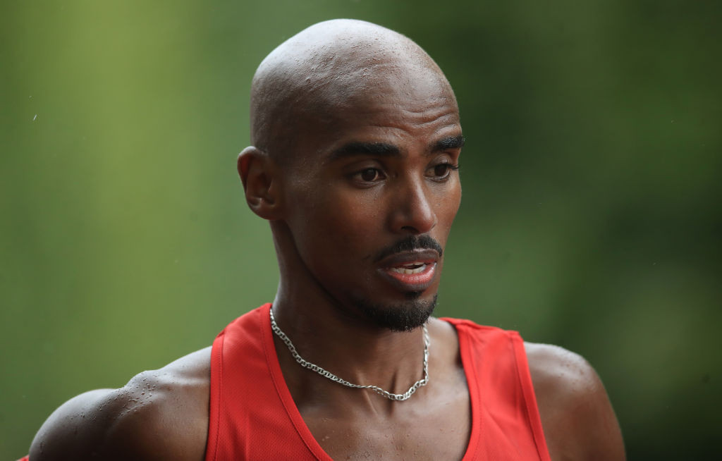 Sir Mo Farah will seek to qualify for Tokyo 2020 tomorrow ©Getty Images