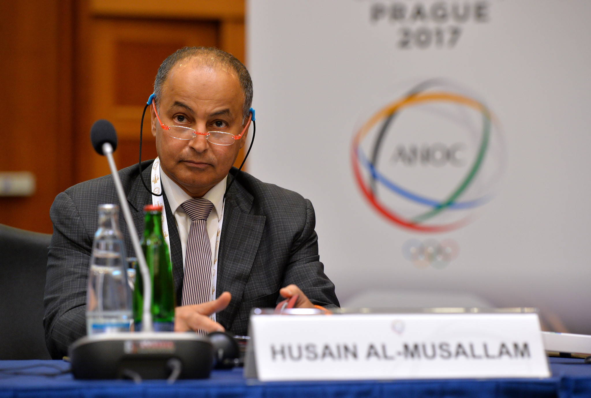 Al-Musallam set to be elected unopposed as FINA President at General Congress