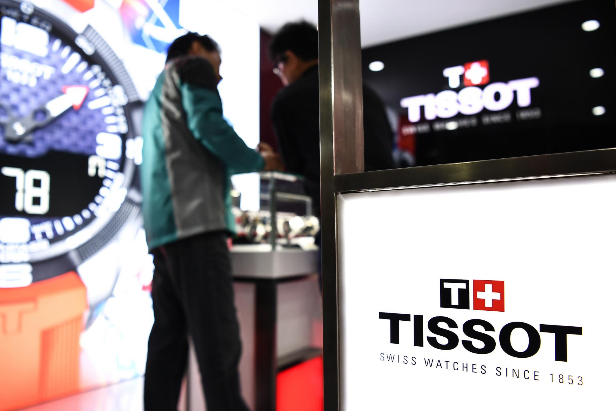 Tissot named gold partner for Lucerne 2021 Winter Universiade