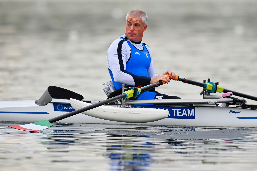 Home sculler Spolon wins repechage to reach final in Tokyo 2020 Paralympic qualifier