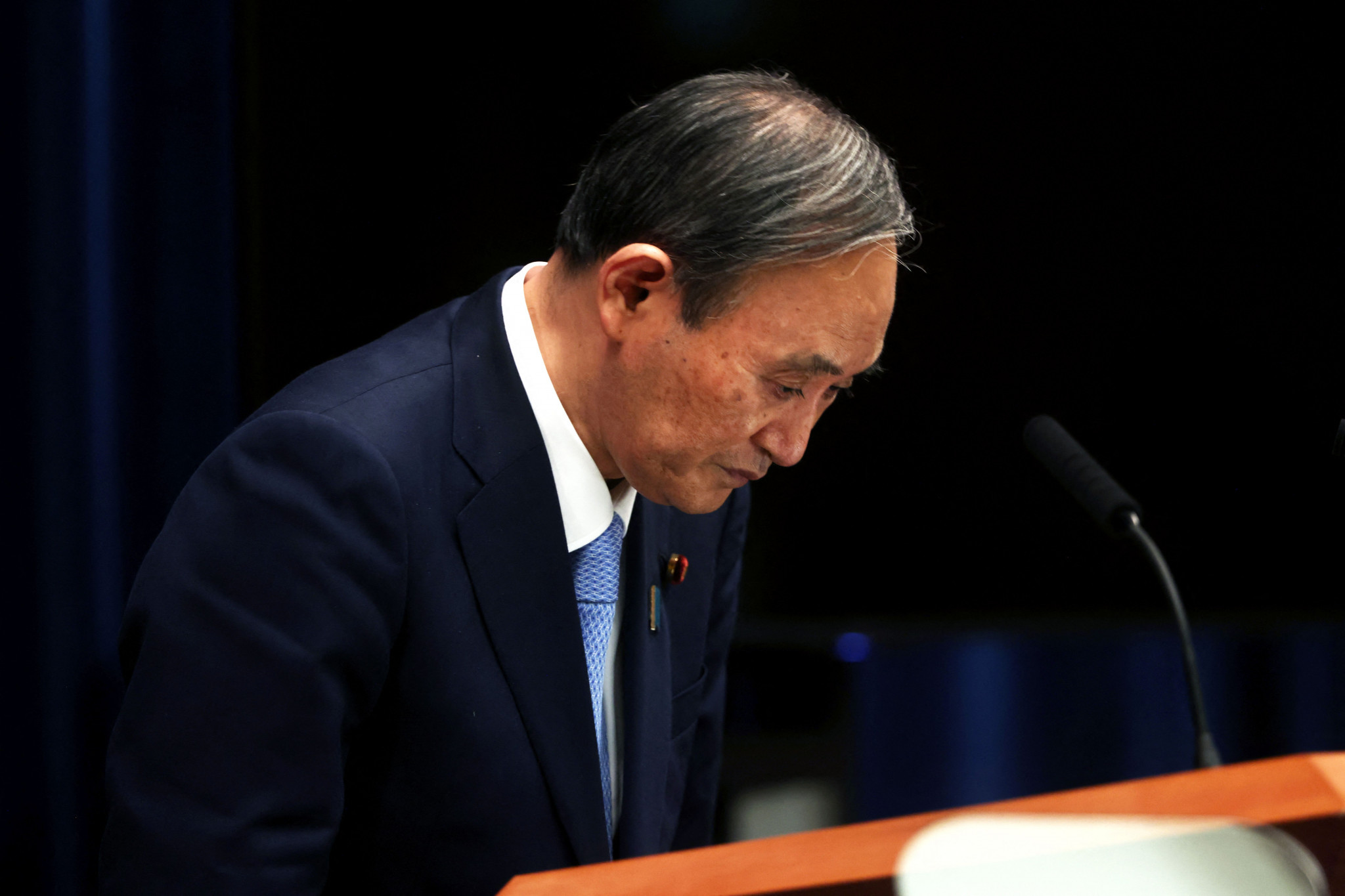 Suga will not hold reception for guests at Tokyo 2020 to reduce COVID-19 risks