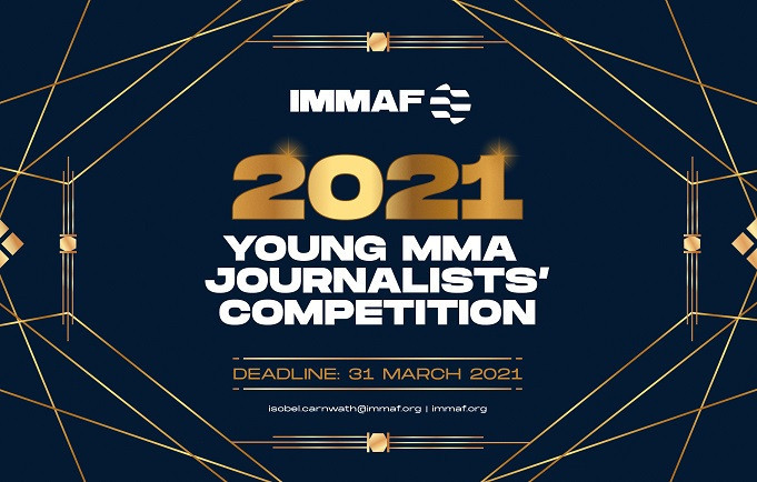 IMMAF announces shortlist for Young MMA Journalists competition