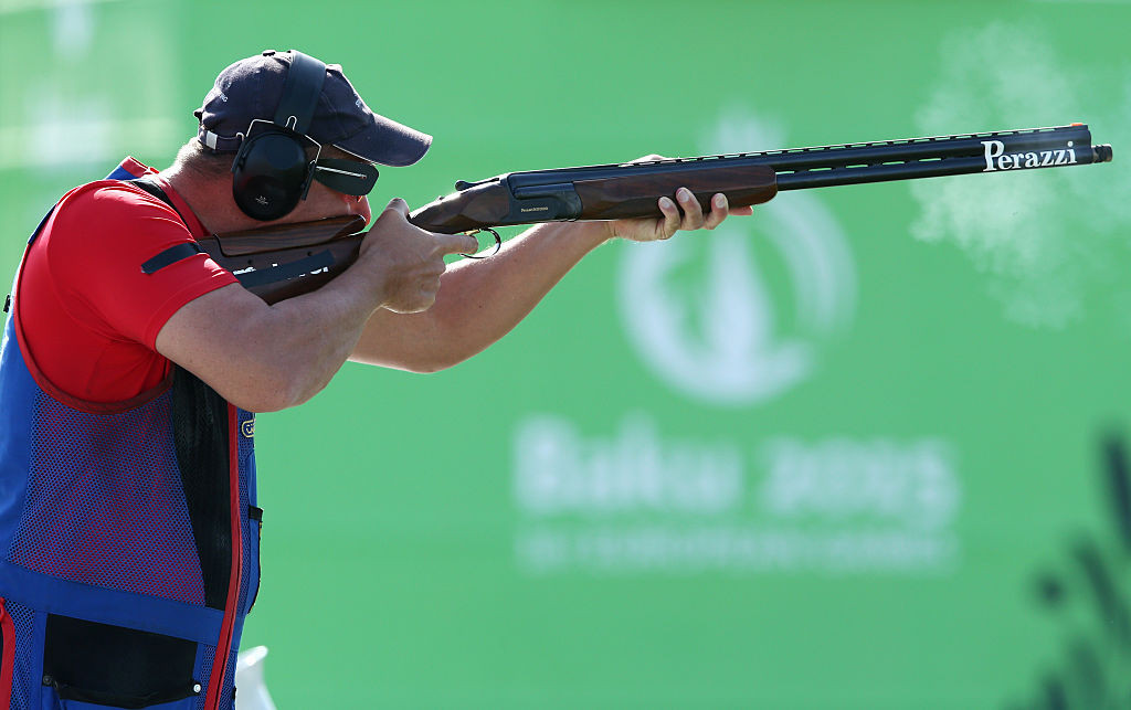 Slovakia beat Italy to claim men's trap team title at European Shooting Championships
