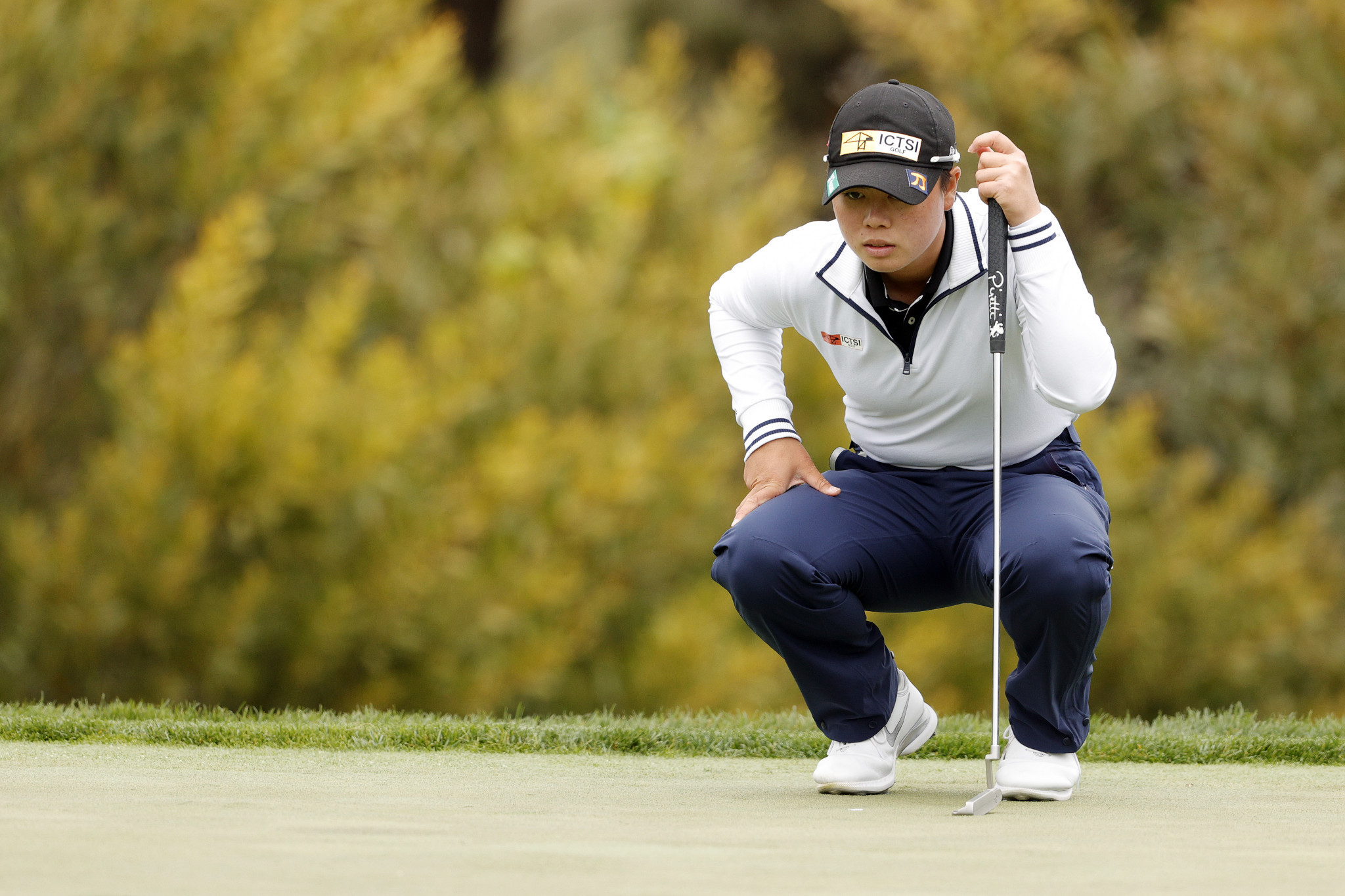 Asian Games champion Saso holds narrow 36-hole lead at US Women's Open