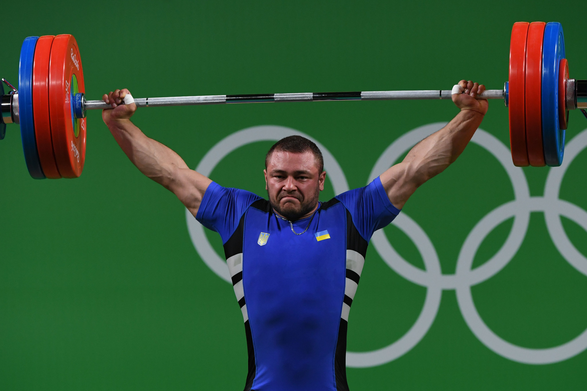 Olympic weightlifting medal contender Chumak suspended for allegedly trying to bribe testers