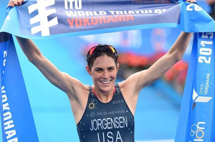 Jorgensen stretches World Triathlon Series winning streak to nine as Gómez pips Brownlee in sprint finish