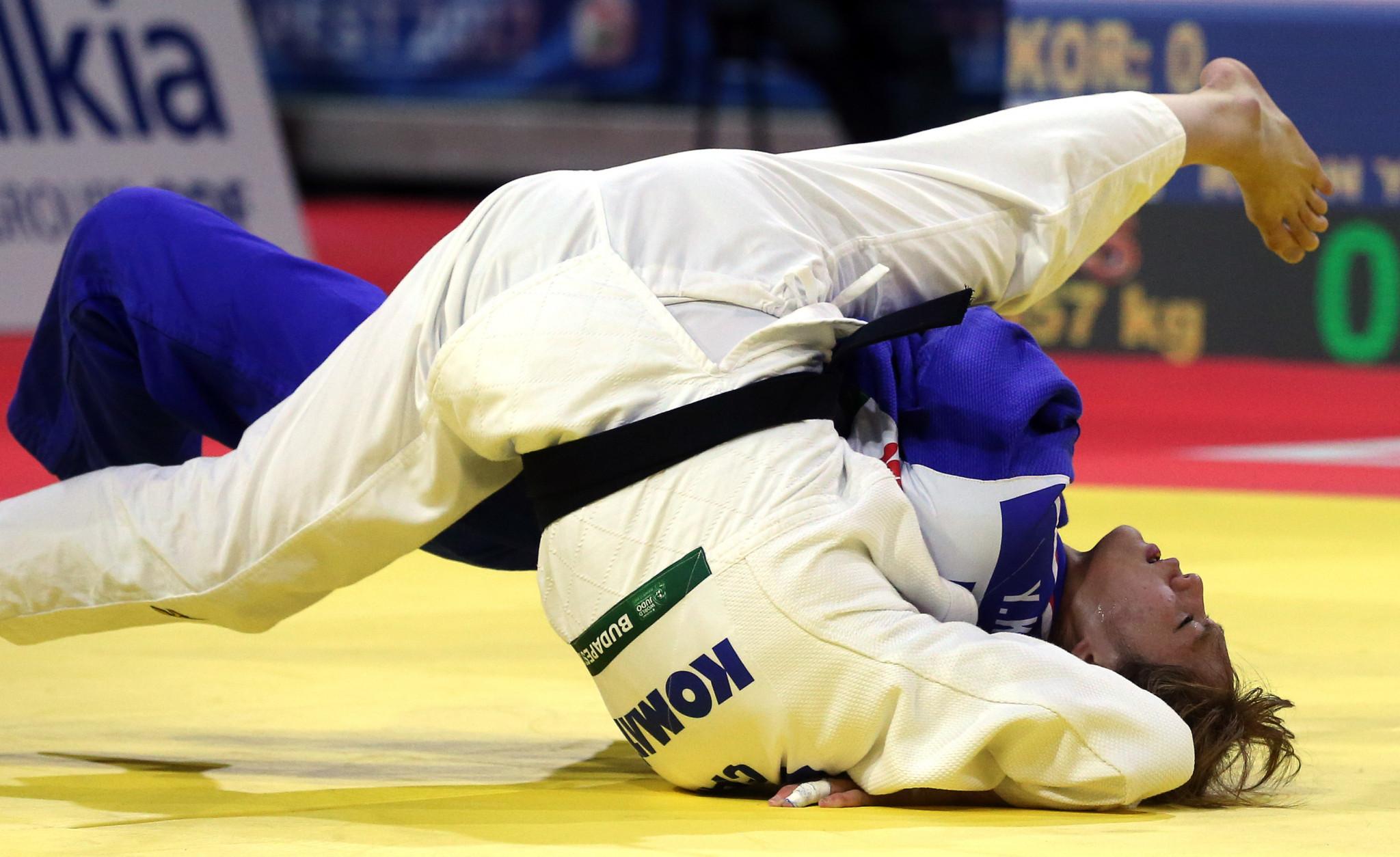"Budapest set for World Judo Championships ""like no other"""