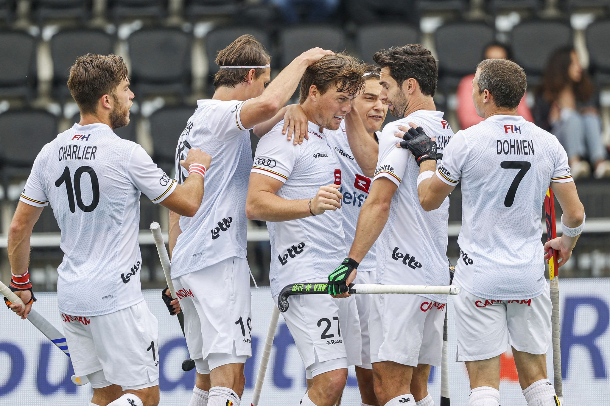 Champions Belgium begin men's EuroHockey Championship campaign with victory over Spain