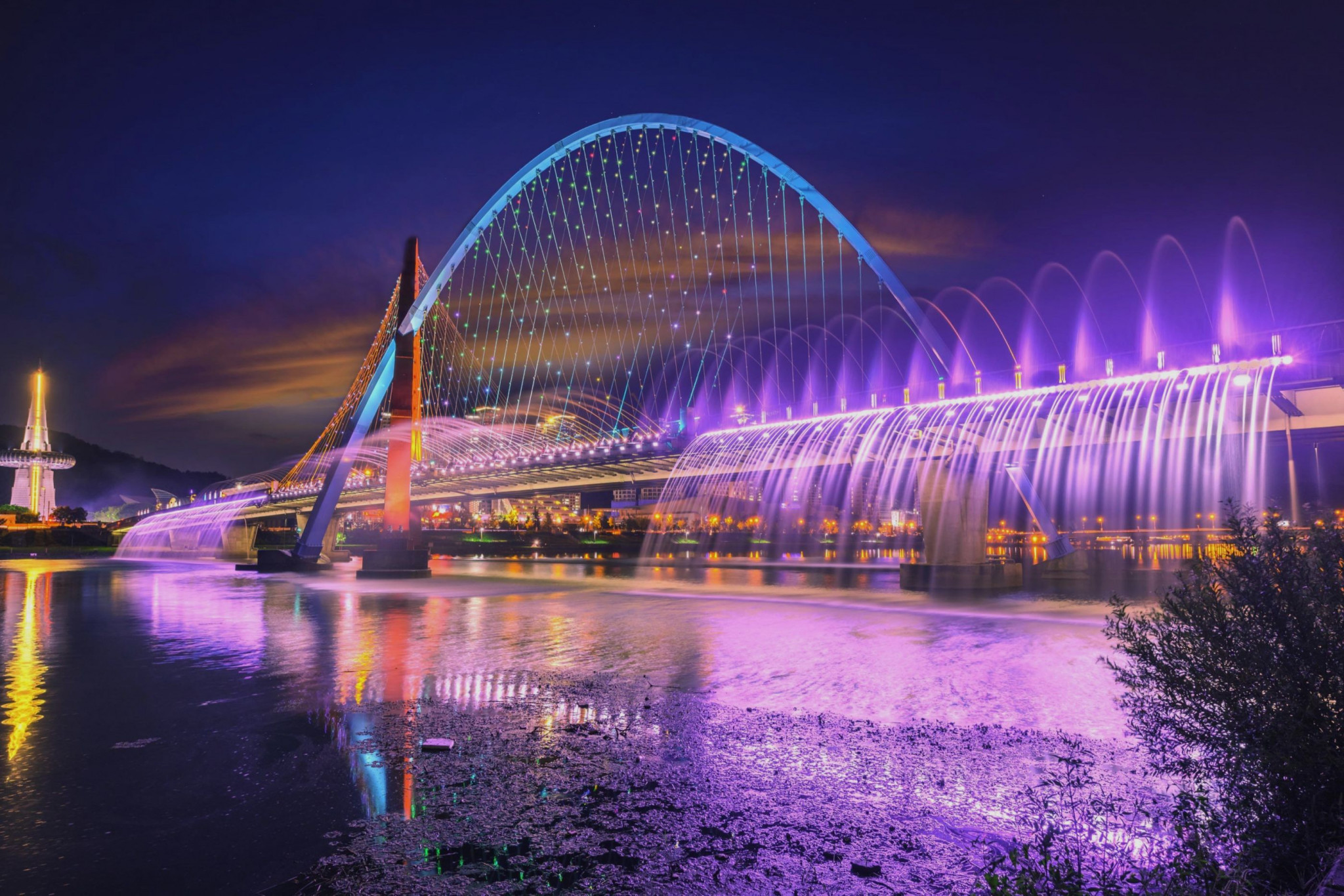 대전은 2027 년 하계 유니버시아드 개최를 위해 모인 충청도 4 개 도시 중 하나 © Getty Images