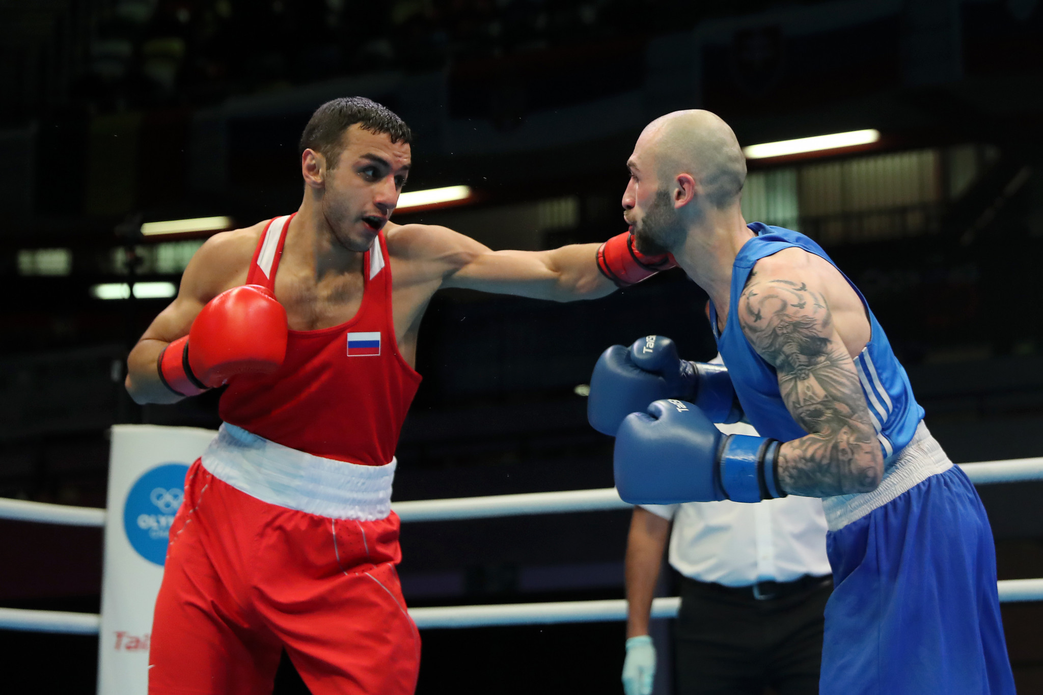 Mamedov stuns top seed to seal Tokyo 2020 place at European boxing qualifier