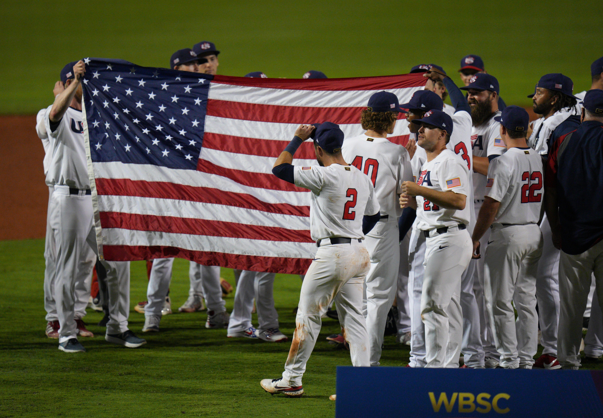 United States book Tokyo 2020 baseball spot after going undefeated at Americas Olympic qualifier