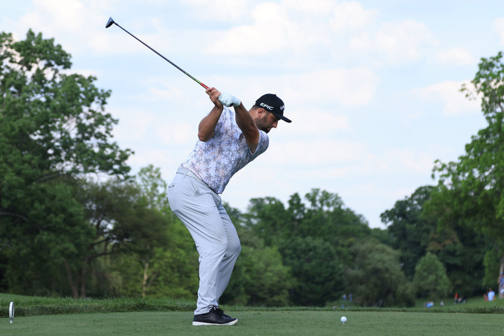 Leader Rahm withdraws from Memorial Tournament due to positive COVID-19 test