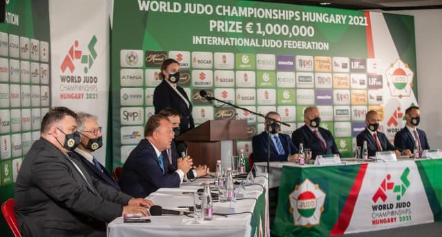 Vizer re-election as IJF President reward for progress sport has made, it is claimed