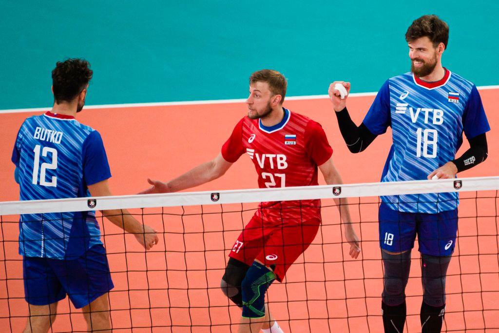 Сборной России предстоит сразиться на домашнем чемпионате мира по волейболу среди мужчин © Getty Images