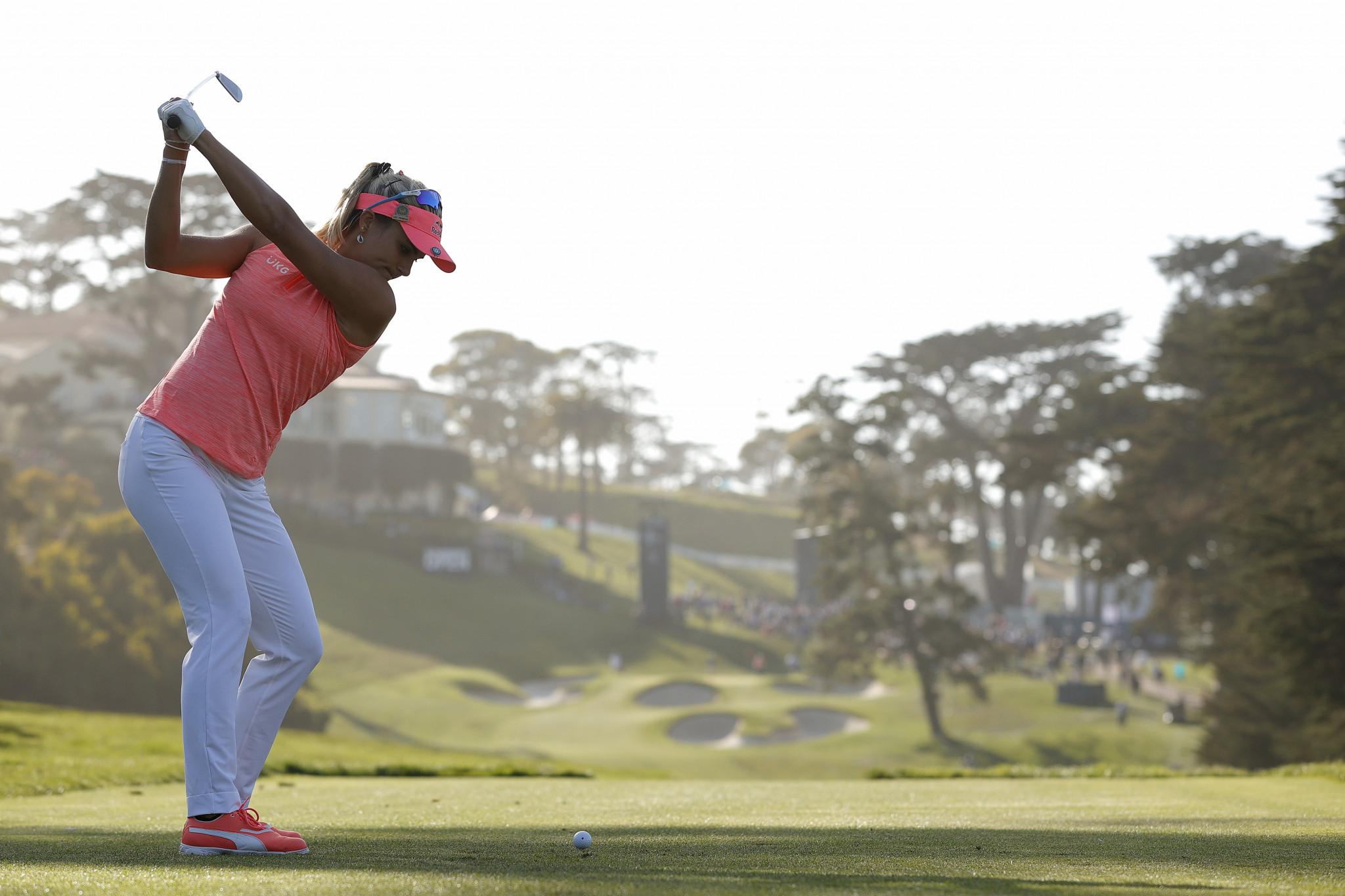 Thompson seizes US Women's Open lead with brilliant third-round 66