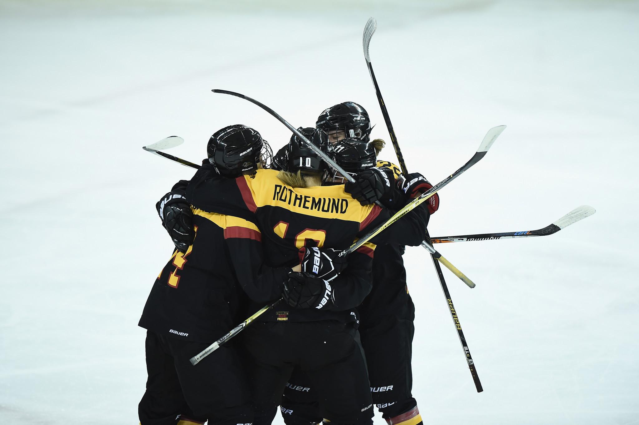 Schädler named head coach of German women's ice hockey team