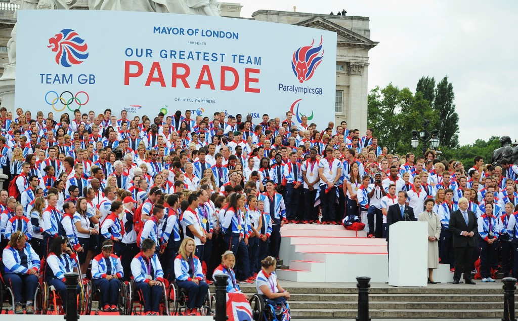 """British target to improve upon London 2012 showing in Rio """"within sight"""" claim UK Sport"""