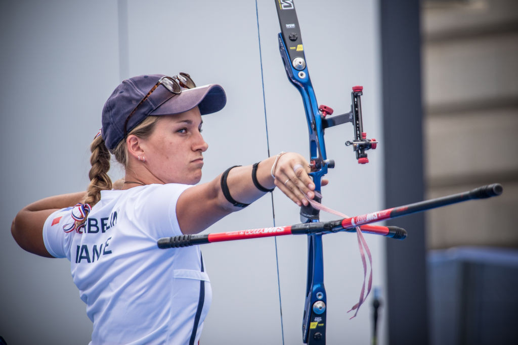Barbelin claims biggest career victory with gold at European Archery Championships