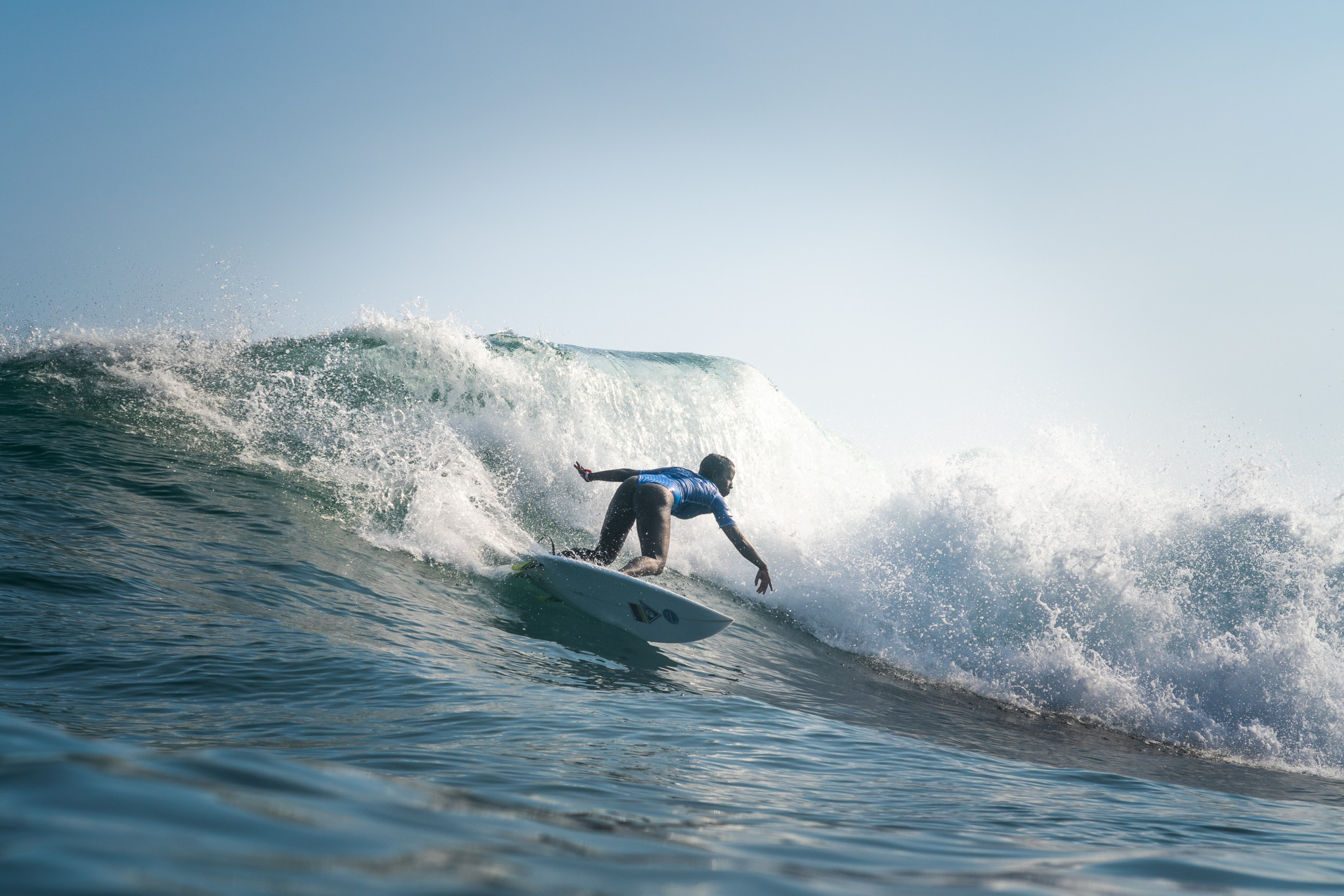 """ISA President Aguerre wants World Surfing Games to """"go around the world"""""""