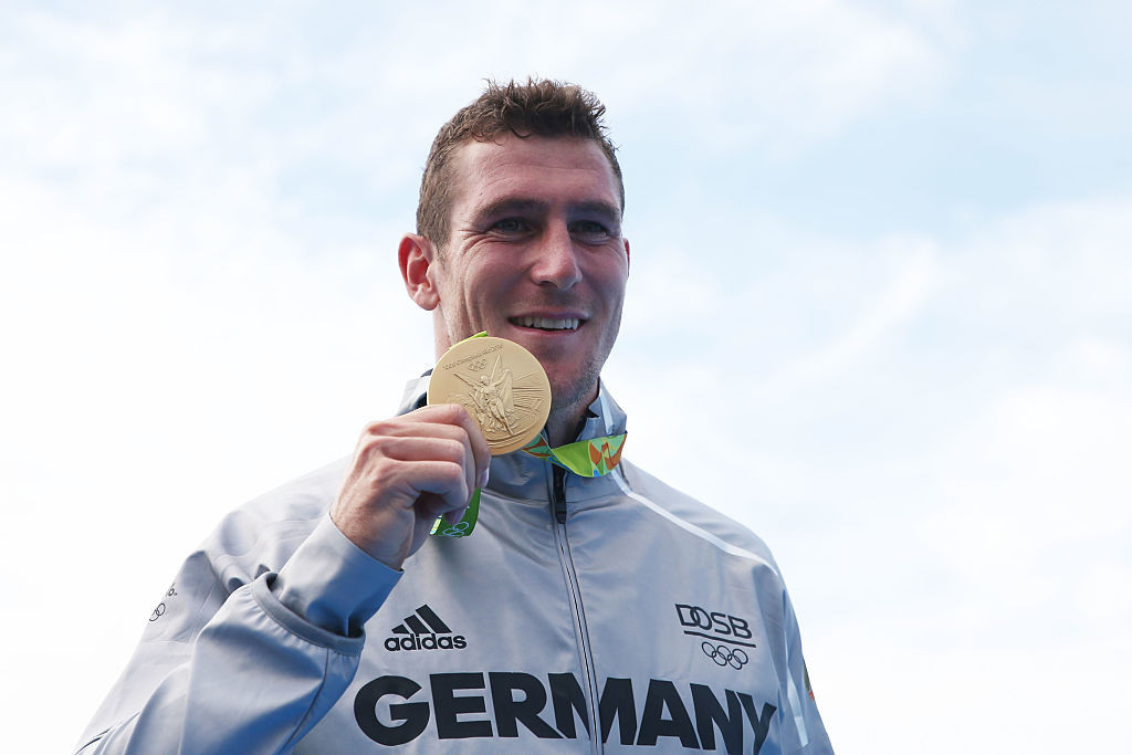 Germany's multiple world and Olympic champion Sebastian Brendel added two more golds to his estimable collection at the European Canoe Sprint Championships that finished today in Poznan, Poland ©Getty Images