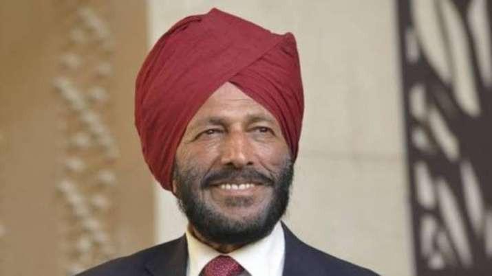 """Flying Sikh"" Singh recovering in hospital from coronavirus"