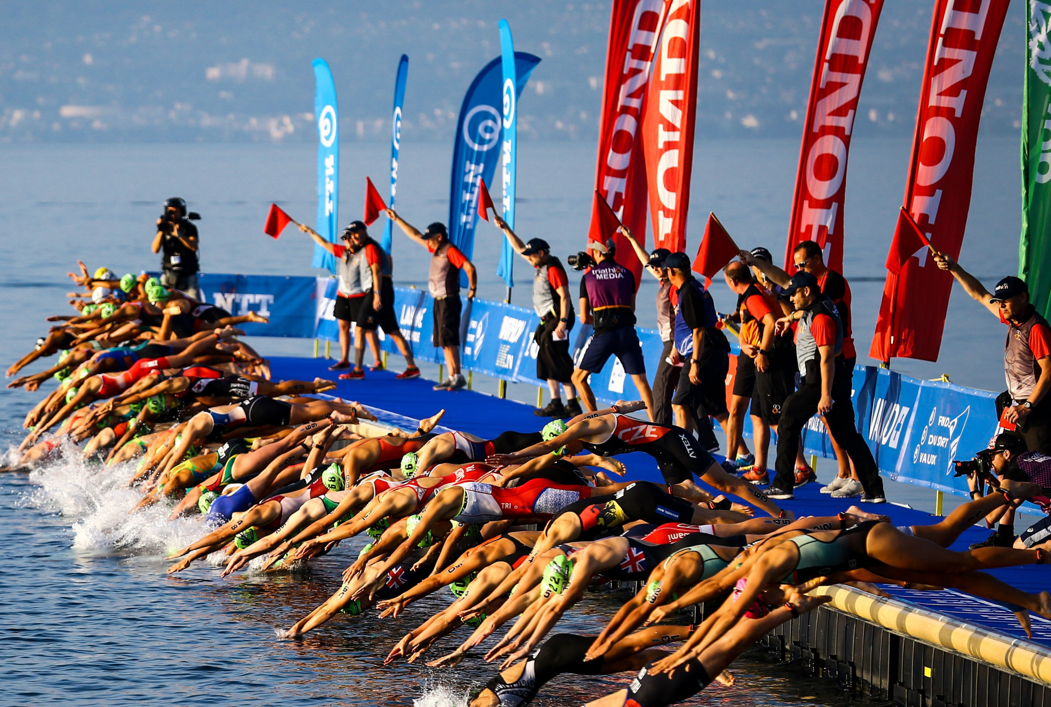 World Triathlon launch emergency COVID-19 fund to help athletes compete at top level