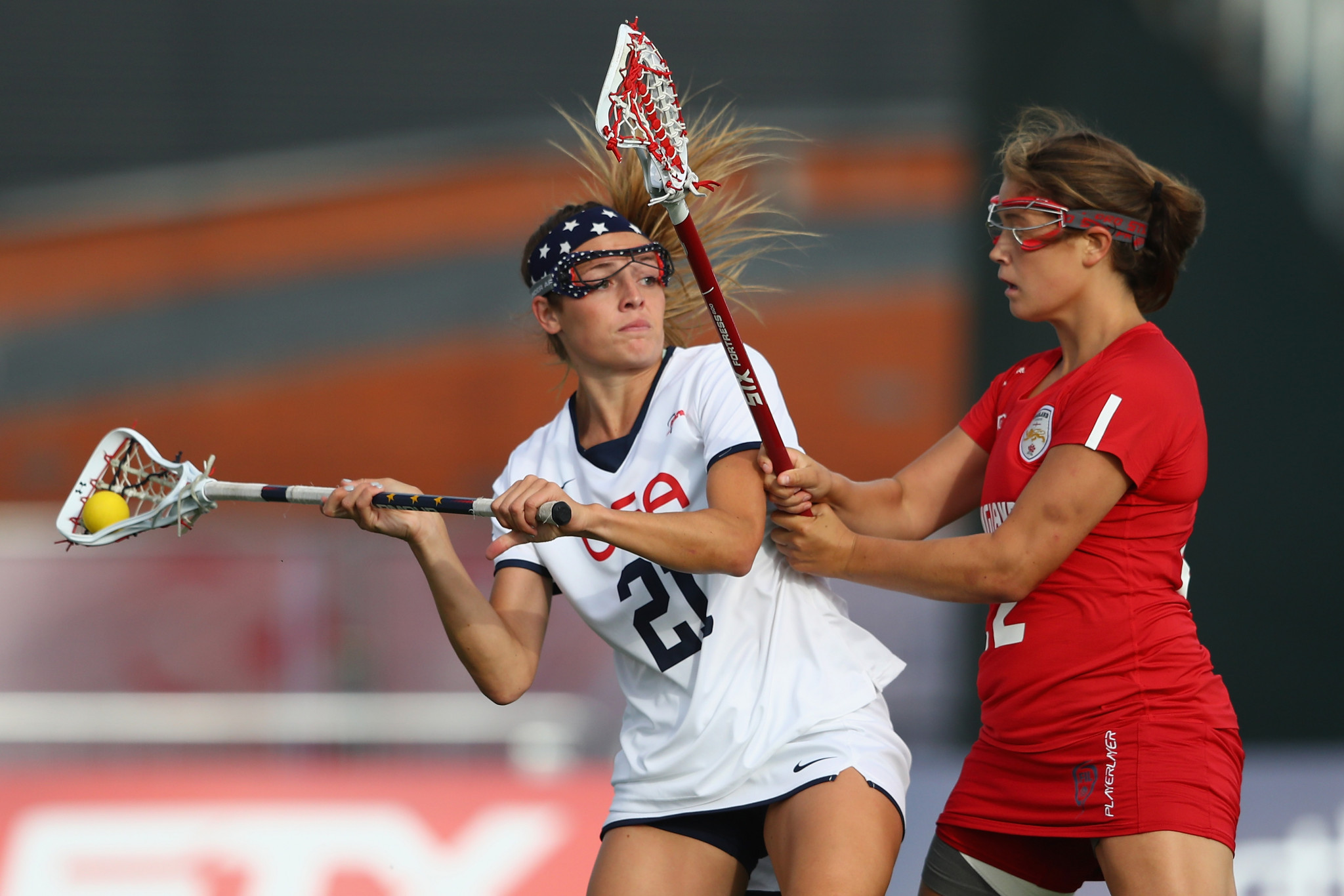 United States confirmed as top seed for 2022 Lacrosse Women's World Championship