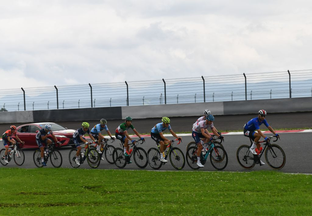 50 per cent of volunteers for cycling road races at Tokyo 2020 withdraw, with some citing COVID-19 fears