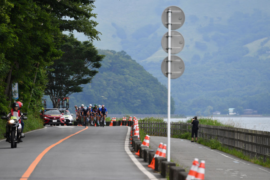 More than half of the volunteers taken on for the Tokyo 2020 Olynpic cycling road races have withdrawn, with many citing concerns over COVID-19 ©Getty Images
