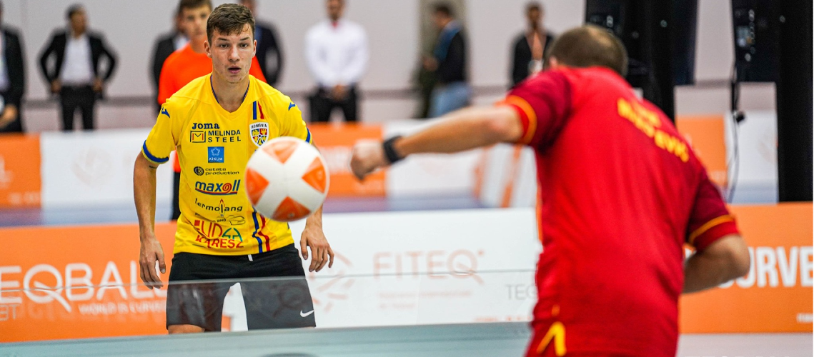 FITEQ study assesses impact of the serve in teqball
