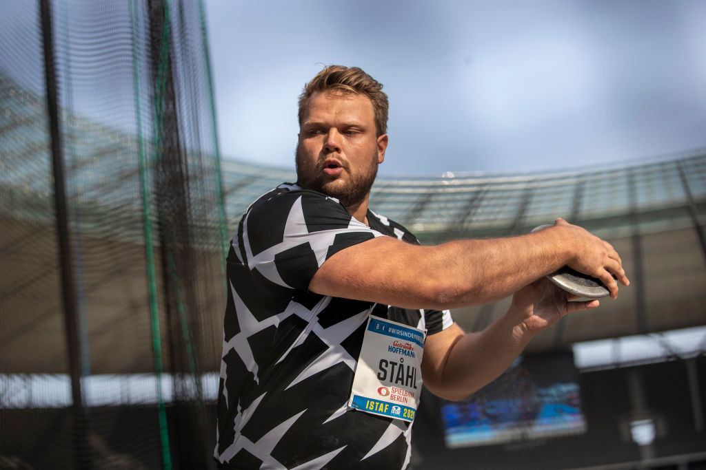 Stahl wins on day one of Turku World Continental Tour Gold meeting with throwing focus
