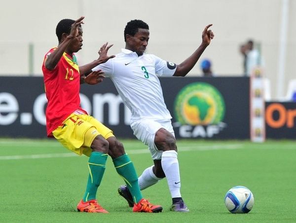 Nigeria crash out of African Nations Championship after Tunisia and Guinea reach quarter-finals