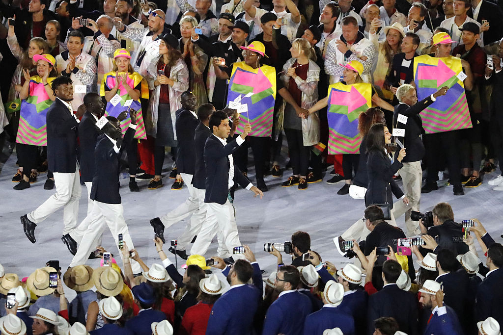 IOC names 29-strong Olympic Refugee Team for Tokyo 2020