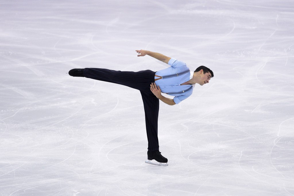 Fernandez eyes fourth straight title at European Figure Skating Championships