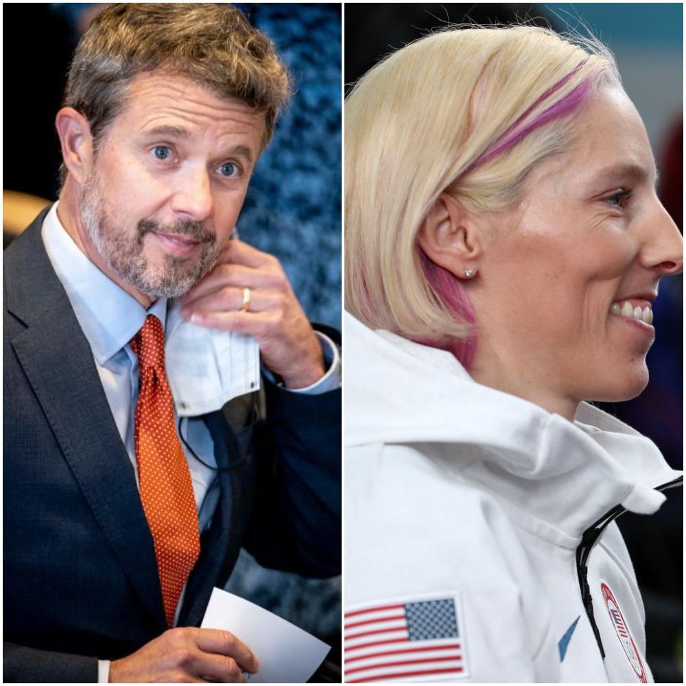 Crown Prince Frederik and Randall resign as IOC members