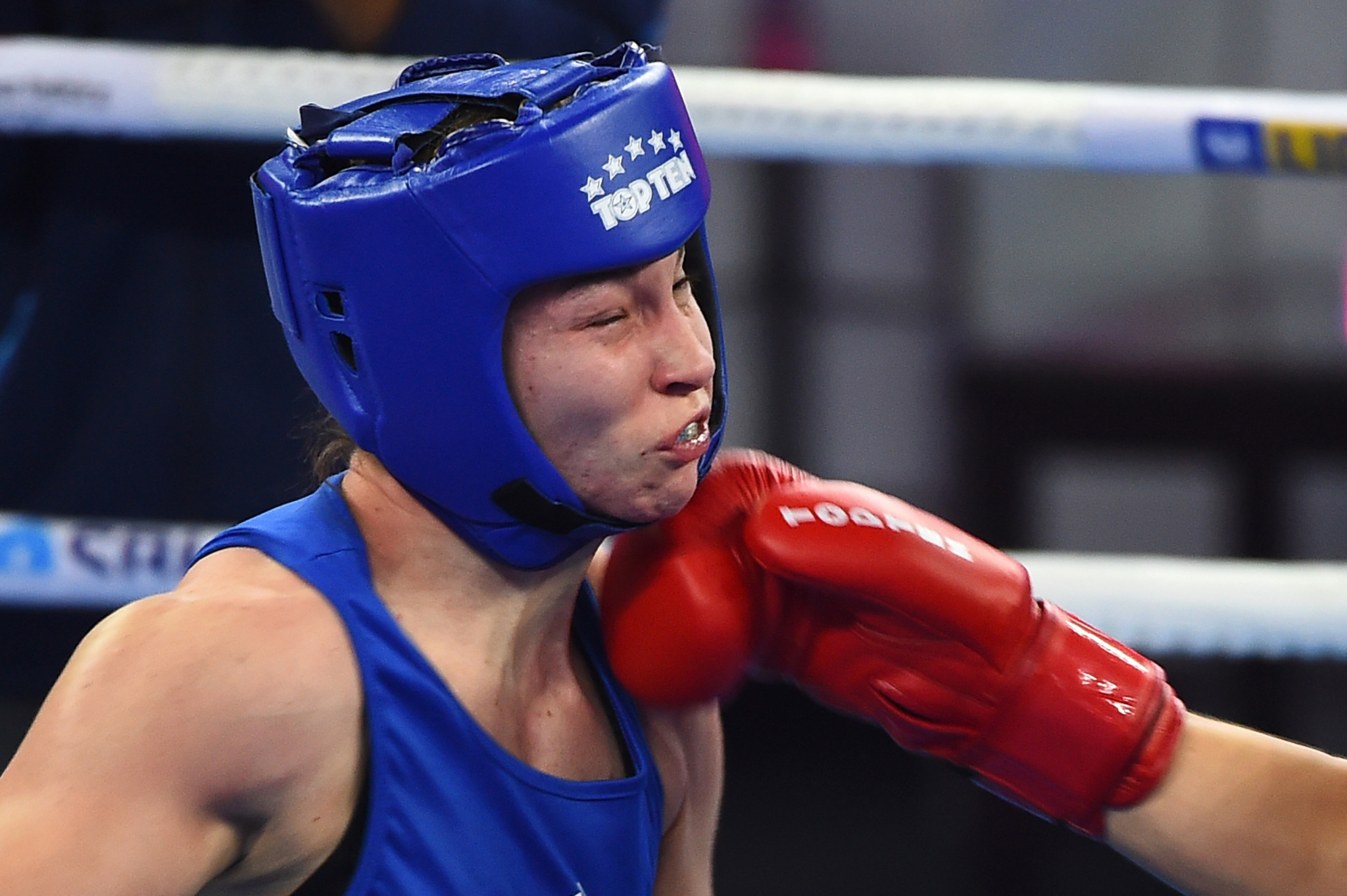 Britain win three golds on finals day at European Olympic boxing qualifier