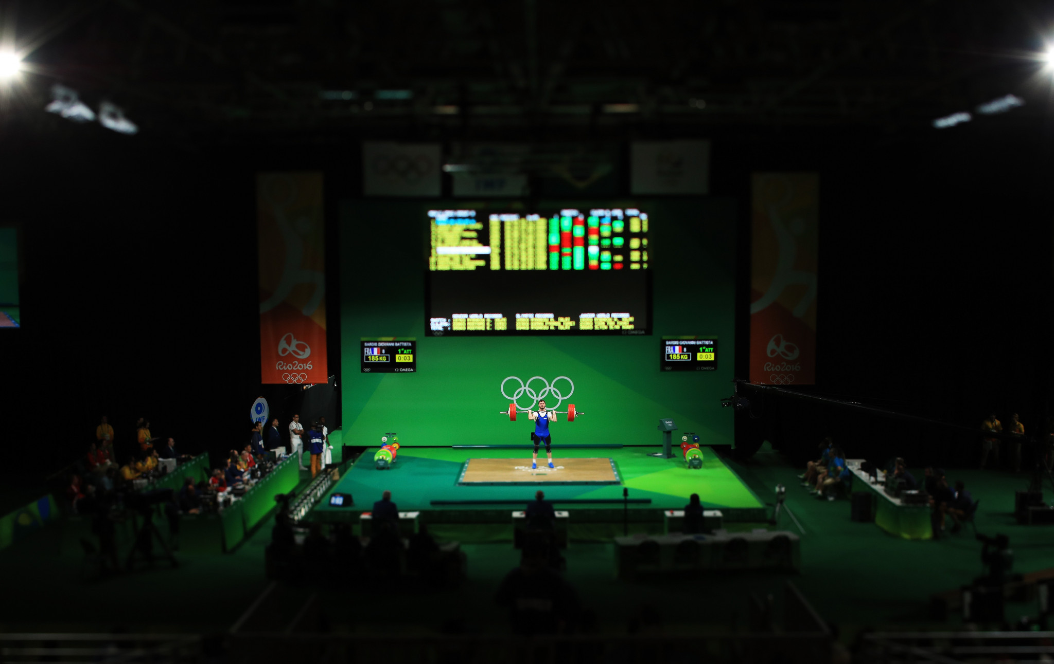 """ITA """"aware of Tokyo 2020 deadlines"""" in dealing with weightlifting doping bans"""