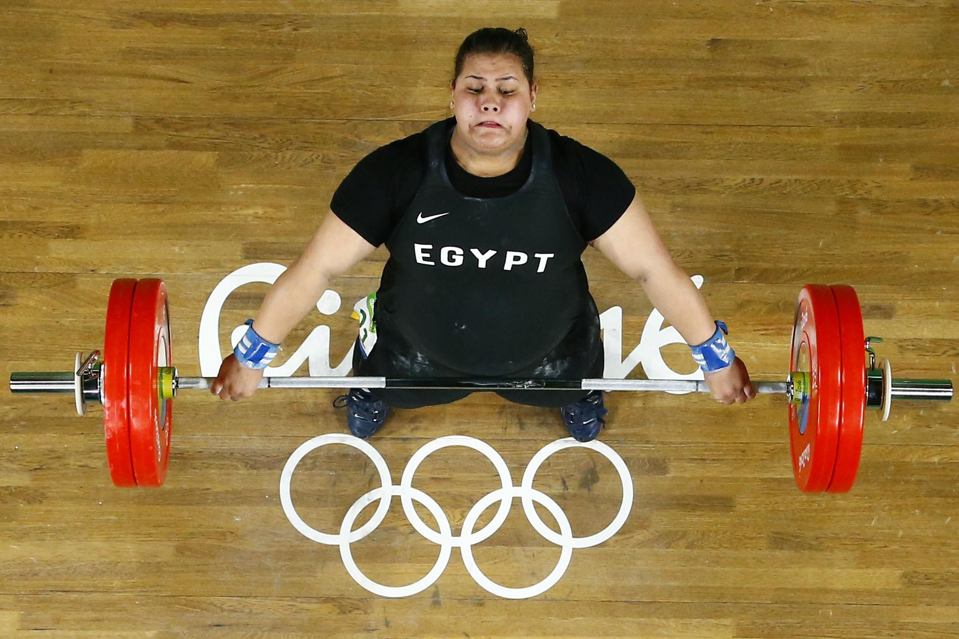 Egiptul se numără printre țările care vor pierde Tokyo 2020 din cauza mai multor infracțiuni de dopaj © Getty Images