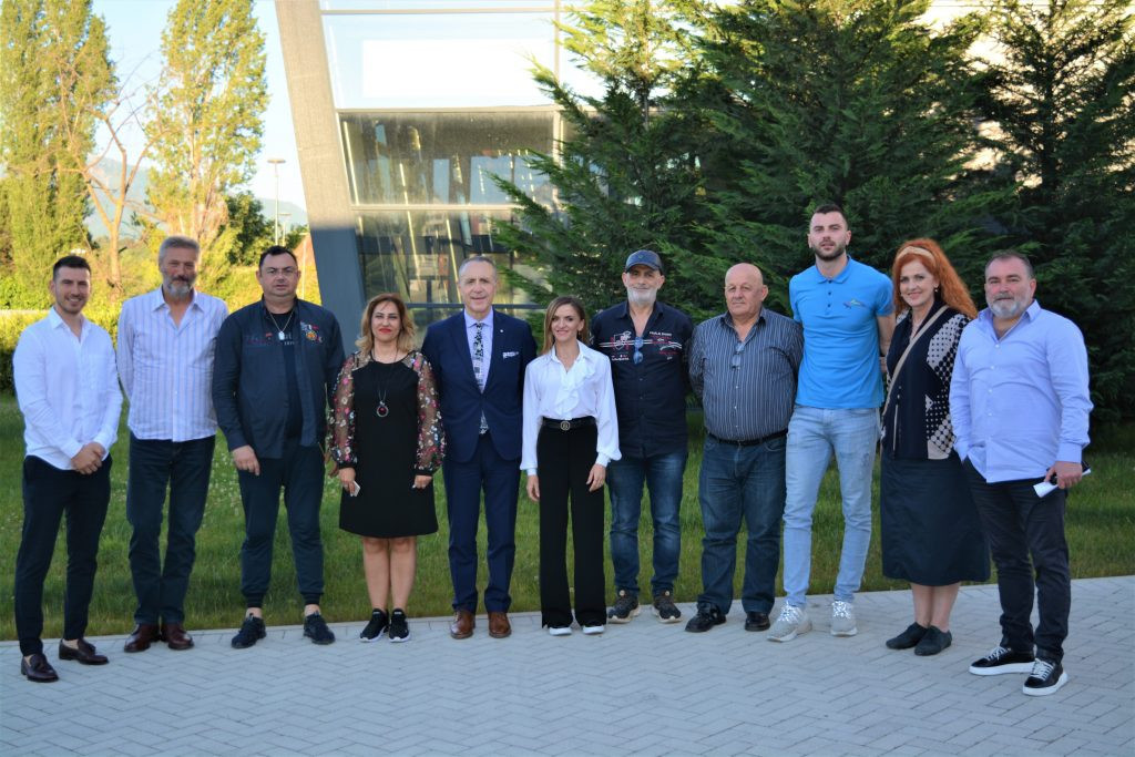 New Albanian NOC Executive Committee holds its first meeting ahead of Tokyo 2020