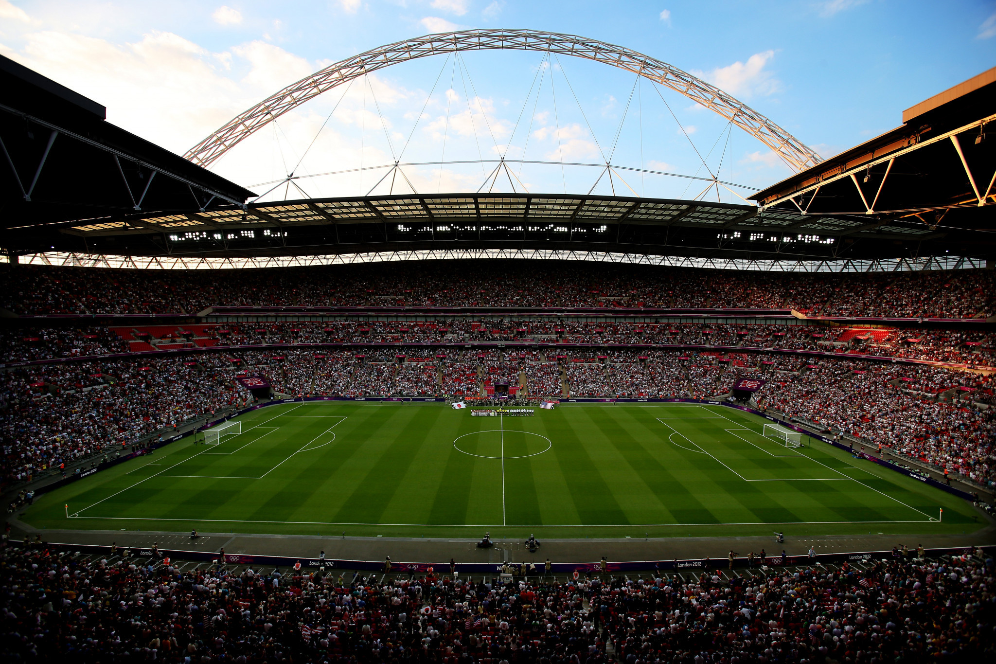 Fans at Wembley to require proof of vaccination or negative test for Euro 2020