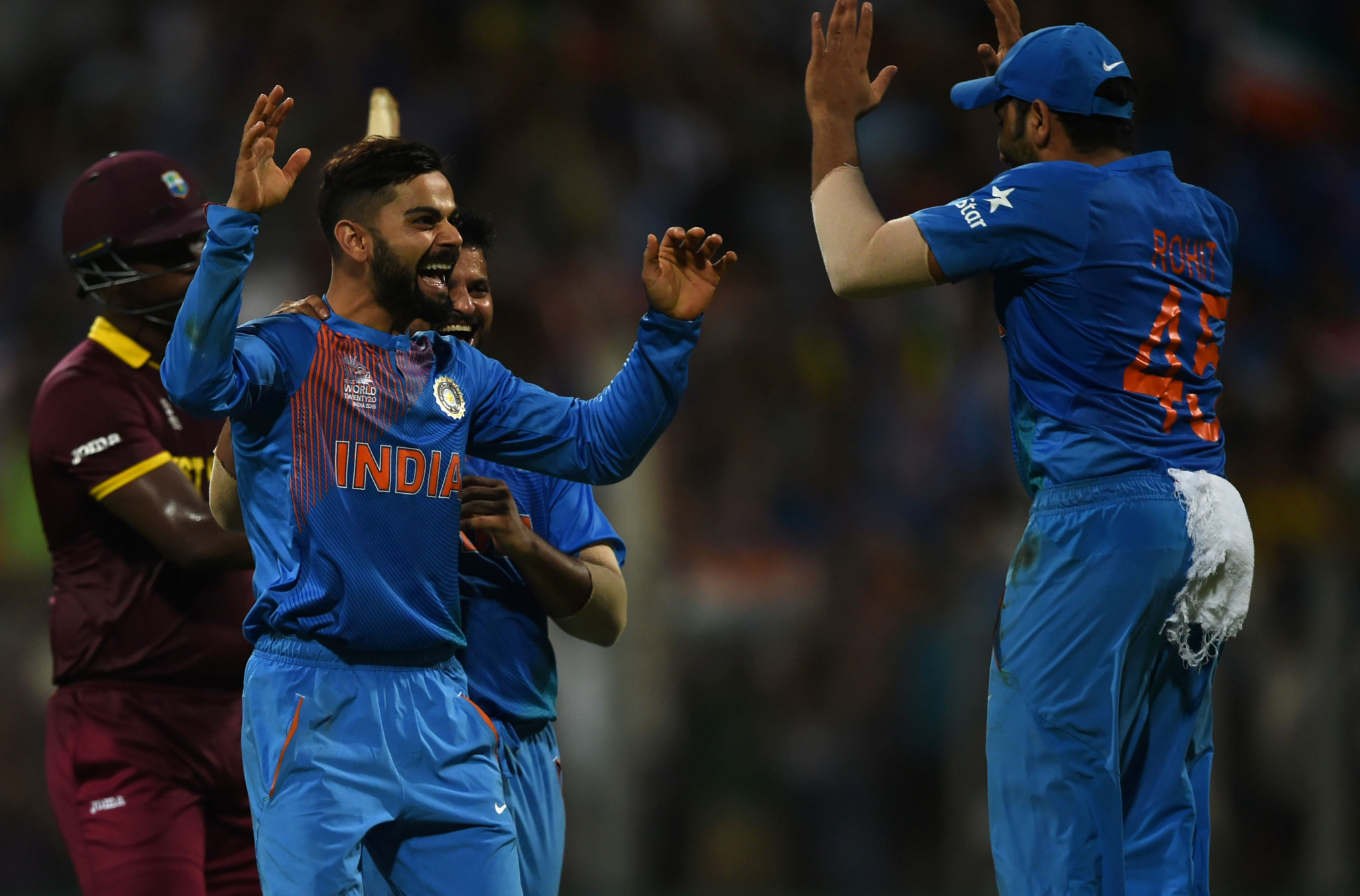 India's cricket team is self-isolating ahead of the competition in just over a week ©Getty Images