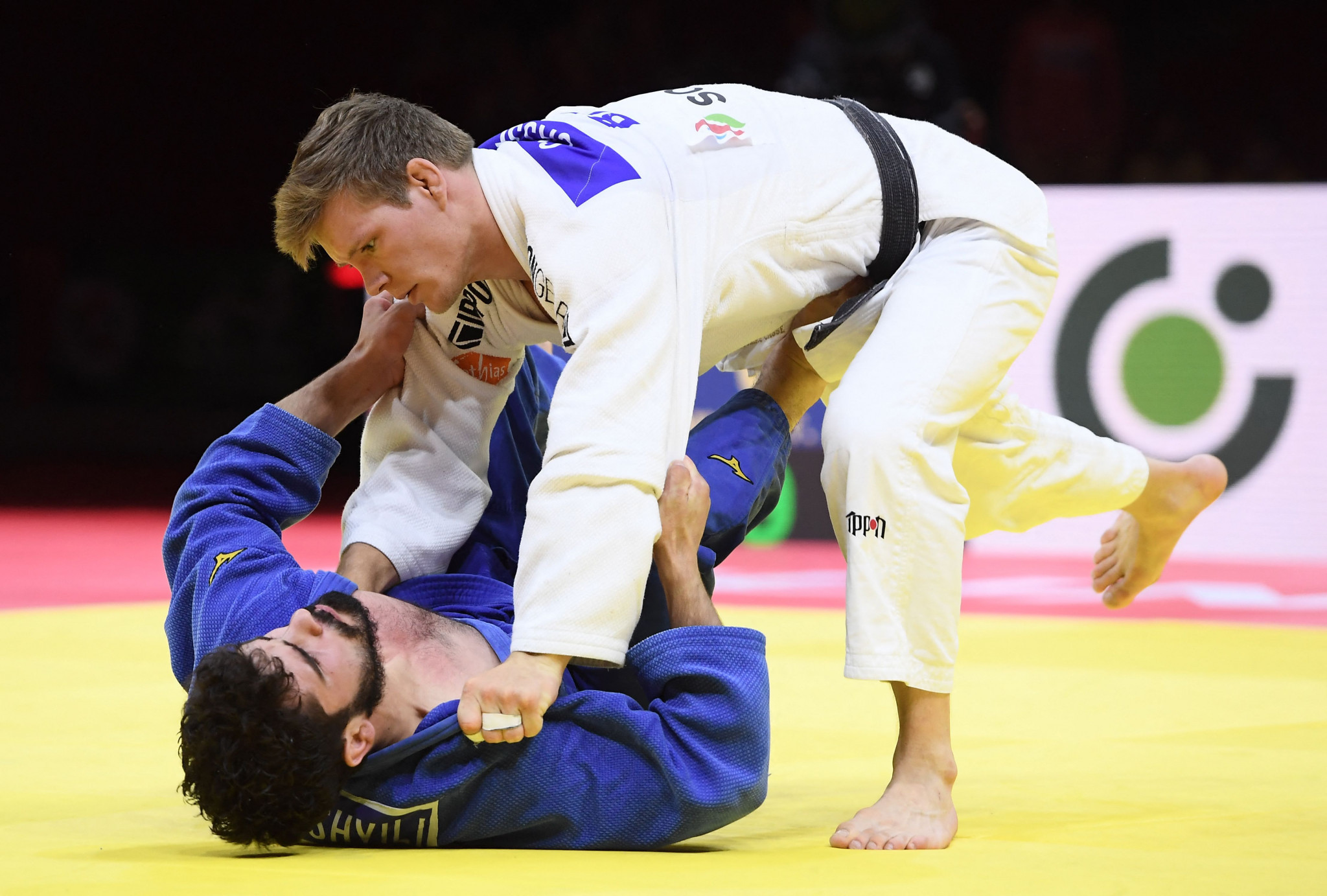 IJF World Championships: Day four of competition