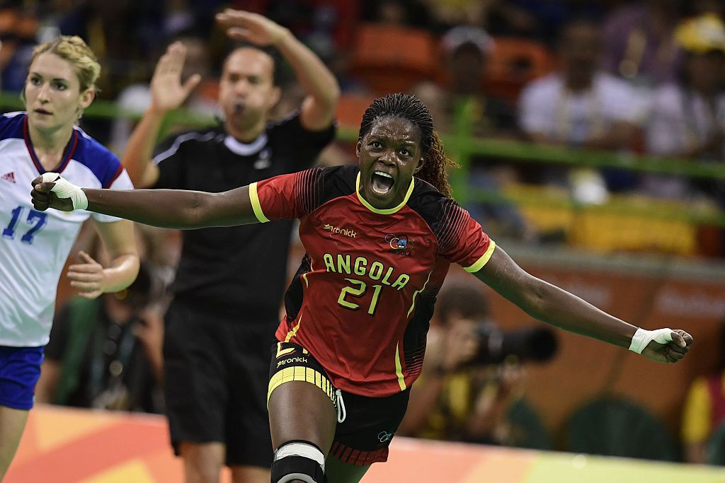 Angola are off to a flying start as they seek a hat-trick of titles at the African Women's Handball Championship in Cameroon ©Getty Images