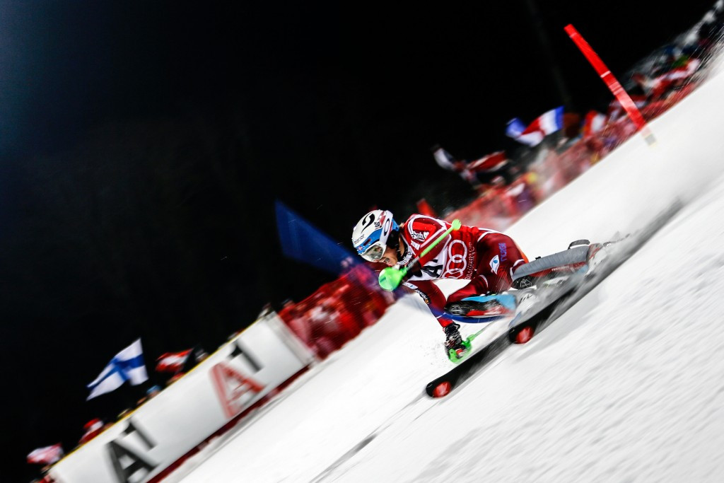 Kristoffersen continues stunning form by triumphing at Schladming night slalom