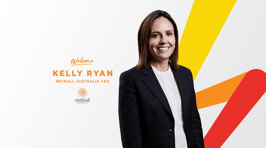 Kelly Ryan has been appointed as the new chief executive of Netball Australia ©Netball Australia